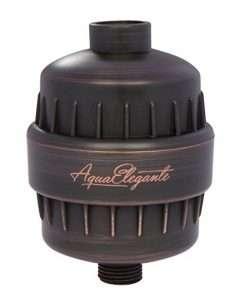 aqua elegante shower filter