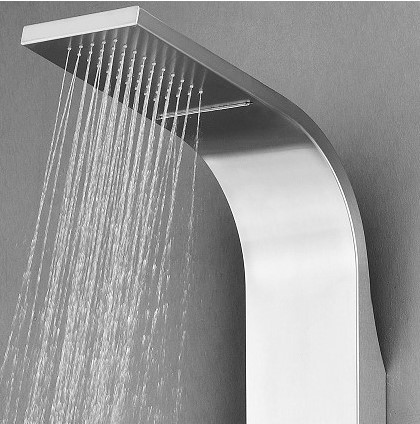 Best rain shower head buying guide reviews showermeister for Decor star 004 ss