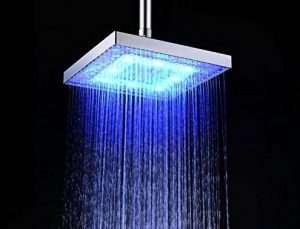 Getek LED Shower Head