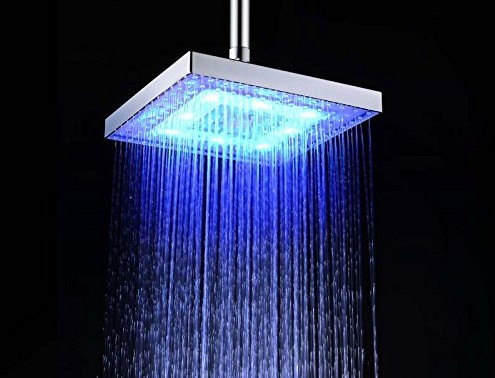 Led Shower Head For You Getek Square