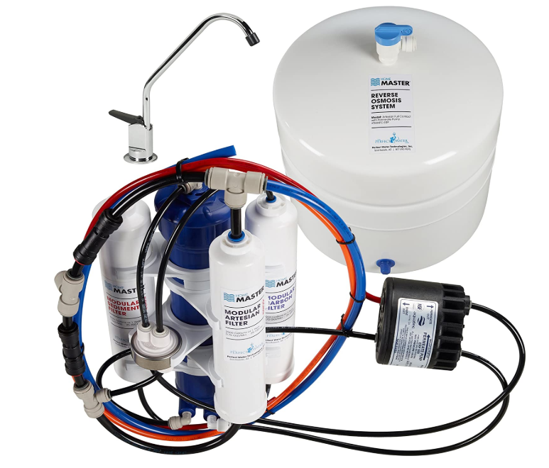 Home Master TMAFC Water Filter System