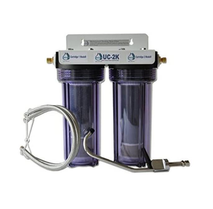 UC-2K Fluoride + Wide Spectrumt Under Sink Water Filter