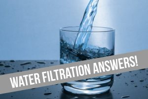 Water Filtration Answers