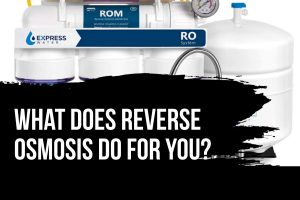 why reverse osmosis