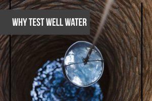 well water testing
