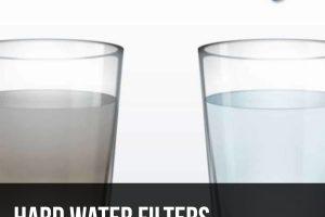 hard water filtering